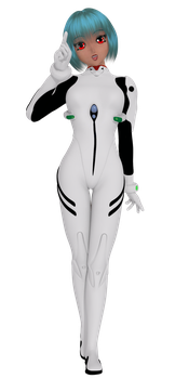 Ayanami by rage69