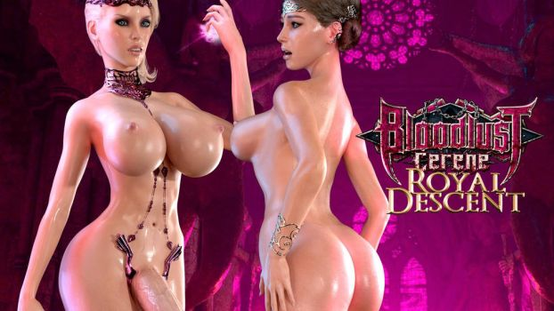 Bloodlust: Cerene: Royal Descent by affect3d-com
