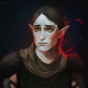 Merrill male by LoranDeSore