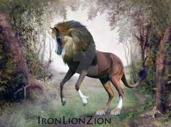 IronLionZion by Equilade