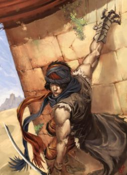 The Prince of Persia by Roggles