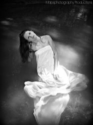 Water Goddess by mapsphotography