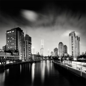 Shanghai - White Nights by xMEGALOPOLISx