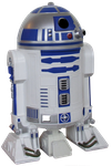 Clear-Cut R2D2 IMG 2278 by WDWParksGal-Stock