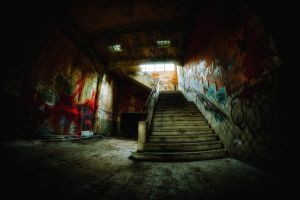 Gang Stairs ... 01 by Bestarns
