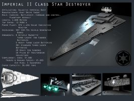 Imperial Star Destroyer by Davis--237834