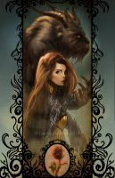 Beauty and the Beast by dhayman85