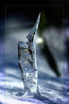 Glaive de glace by lawra