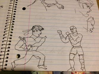 street Fighter by corporalfists