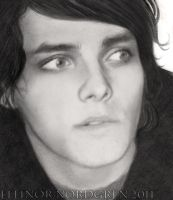 Gerard Way by EllinorNordgren
