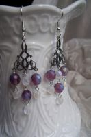 Winter Berries Earrings by Valley-of-Egeria