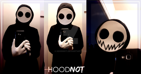the real hoodnot by Hoodnot