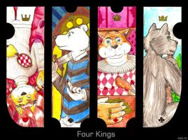 Four Kings by HweiChow
