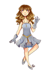 Gift ~ Oriana by PixelatedFairy