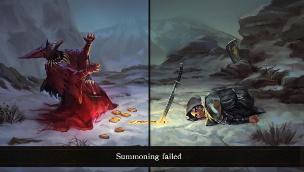 Image result for summoning failed