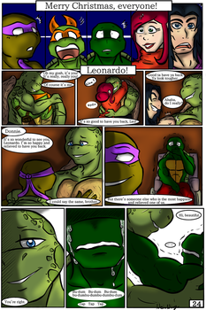 Tmnt favourites by skycircle777 on deviantart nei ning 13 3 merry christmas 24 by nei ning sciox Image collections