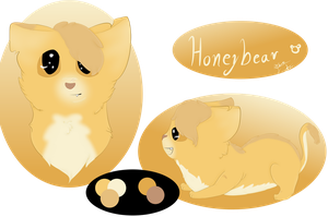 Honeybear Reff by HeartStripe3