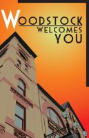 Woodstock Welcomes You by iKon-ton
