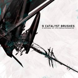 9 Catalyst Brushes by Fortelegy