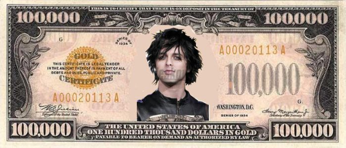 Billie Joe money by MusicalHats321
