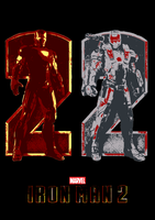 August Avengers #3.1 - Iron Man 2 (2010) by JMK-Prime