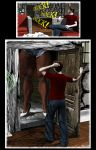 Giantess Beatdown page Two by Stone3D
