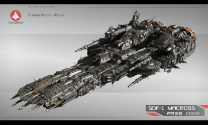 SDF-1 Ares-03 by Yann-S