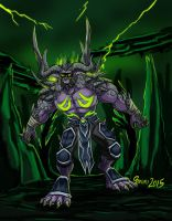 And now a Demon Hunter by geruru