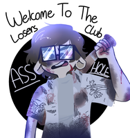 Welcome To The Losers Club by Fatalitom