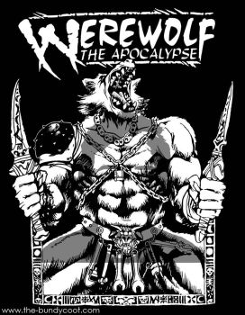 Werewolf - The apocalypse by The-Bundycoot