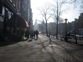 Shadows In The City by webworm