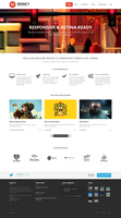 Buoncy WP Theme by sandracz