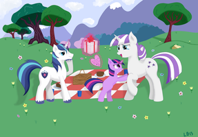 Sparkle Family Mother's Day by LegalBrief