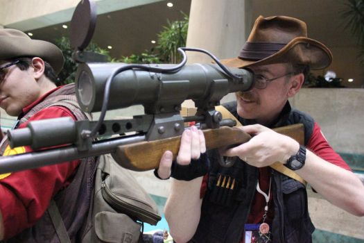 TF2 Snipers 11 by CabooseBlue