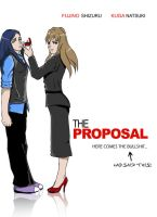 Shiznat - The Proposal by drink-milk87