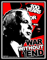 John McCain: WAR WITHOUT END by luvataciousskull
