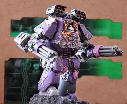 Emperors Children Contemptor by sejason