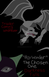 BWTCO Darkness Falls, Final Concusion poster by SpyraDragoness