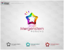 Morgenstern Logo Design by ahmedelzahra