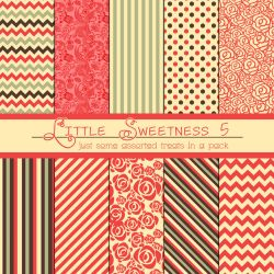 Free Little Sweetness 5 by TeacherYanie