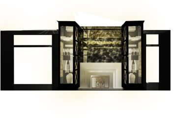 Secession showroom 4 by Amedeah