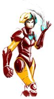iron girl by unded