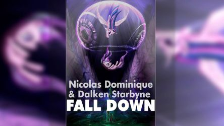 Fall Down - new music with Dalken Starbyne by NicolasDominique