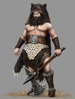 Barbarian by Seraph777