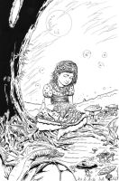 Earthsea Little Girl 1 by Orion-Zangara