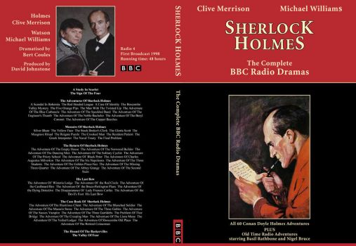 DVD cover by Jimmortimore
