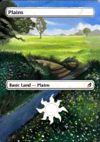 Altered Plains by Serafiend