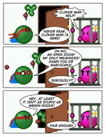 Emoticomic: An Open Door by DanVzare