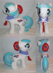 Coco Pommel Plushie by Bunnygirl2190