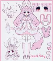 sweet kemonomini adoptable CLOSED by AS-Adoptables